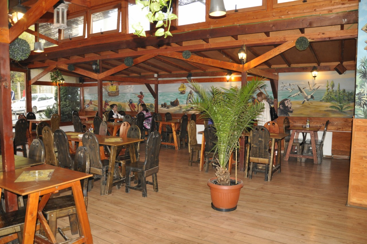Casa Piratilor restaurant Cluj